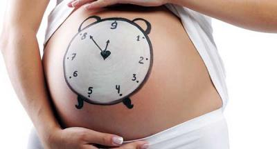 Благоприятное время для зачатия